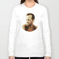 die hard Long Sleeve T-shirts featuring Die Hard by Alexia Rose