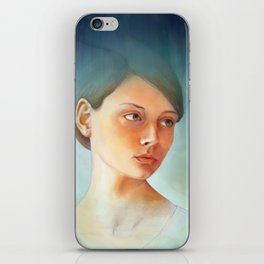 Wash Away iPhone Skin