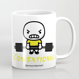 CONVENTIONAL Coffee Mug