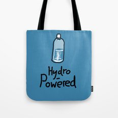 Hydro-Powered Tote Bag