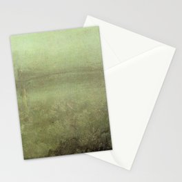 Nocturne Silver And Opal By James Mcneill Whistler | Reproduction Stationery Cards
