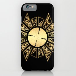 Lament Configuration Opened - Natural iPhone Case