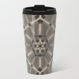Bank Note Design Travel Mug