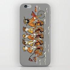 Arrrr We There Yet? iPhone Skin