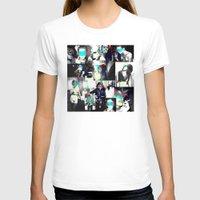 smoke T-shirts featuring Smoke by victorygarlic