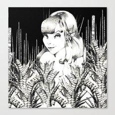 UZU JUNGLE FEVER   Canvas Print
