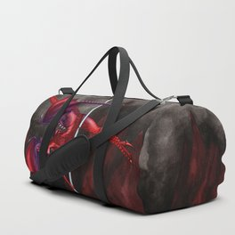 Pole Creatures: Dragon Duffle Bag