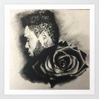 Abel Art Print