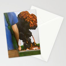 Security Breach Stationery Cards