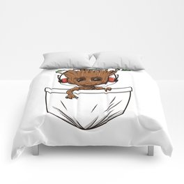 Pocket Tree Comforters