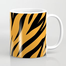 Tiger background #society6 #decor #buyart #artprint Coffee Mug