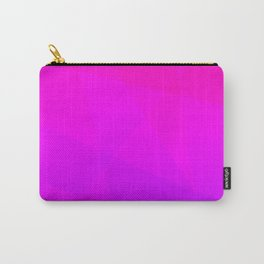 Pinkish Purple Carry-All Pouch