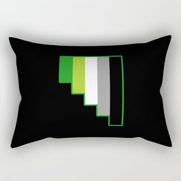 Aromantic Rectangular Pillow