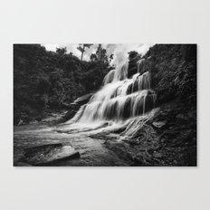 Kintampo waterfall Canvas Print