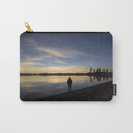 Tahoe Sunsets Carry-All Pouch
