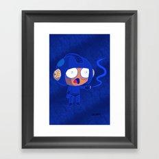 Mega Sex Framed Art Print