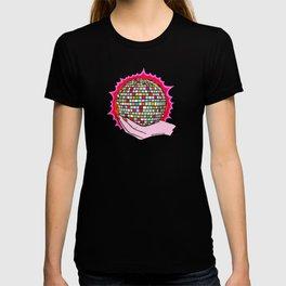 The Holy Disco Ball T-shirt