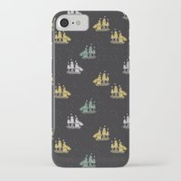 ships iPhone & iPod Cases featuring Clipper ships by Akwaflorell