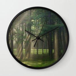 Heavenly Sunrise Wall Clock