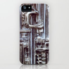Giger New York iPhone Case