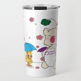 Chocobo's Neighbor. Travel Mug