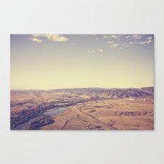 dream world::denver Canvas Print