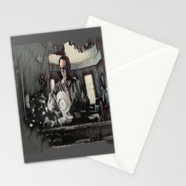 Dishes Stationery Cards