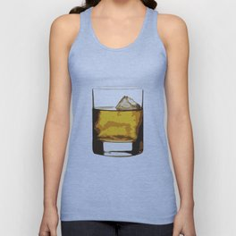 Old Scotch Whiskey Unisex Tank Top