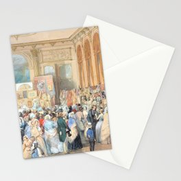 Eugene Louis Lami - Museum - Digital Remastered Edition Stationery Cards