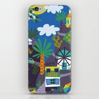 greece iPhone & iPod Skins featuring Greece by Marijke Buurlage