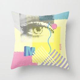 Marylin Throw Pillow