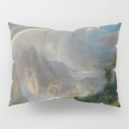 Rainy Season in the Tropics by Frederic Edwin Church Pillow Sham