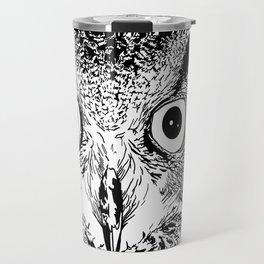 The Elder Owl Travel Mug