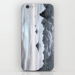 Frozen Arctic Sea iPhone Skin