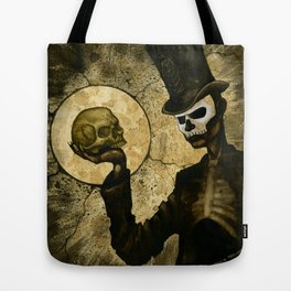 Shadow Man Tote Bag