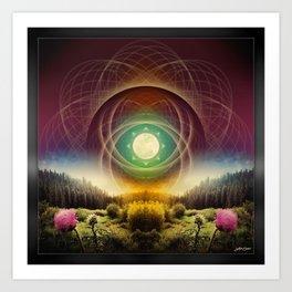 Encompass Us Art Print