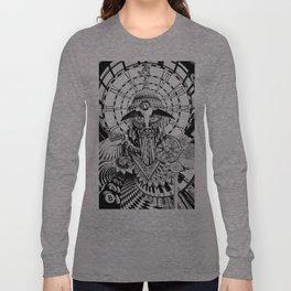 ENTRETENERSE EN EL ESTE ES MENESTER DEL SER TERRESTRE Long Sleeve T-shirt