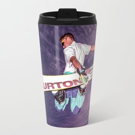 Snowboarding #2 Travel Mug