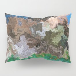 Vibrant Marble Texture no18 Pillow Sham