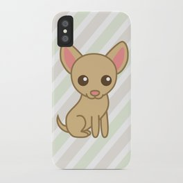 Pinky the Chihuahua  iPhone Case