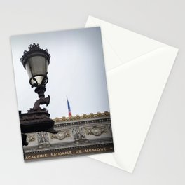 Musique Stationery Cards