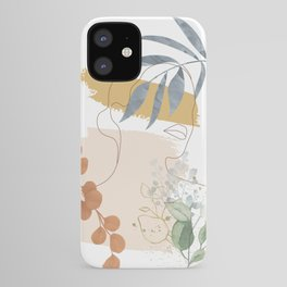 Line in Nature II iPhone Case
