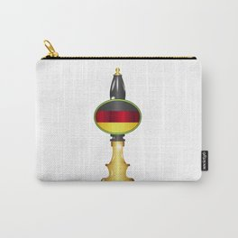 German Flag Beer Pump Carry-All Pouch