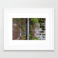 moss Framed Art Prints featuring Moss by ephemerality
