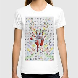DNA signature is the fingerprint that can be used to identify us T-shirt