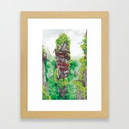 The Japanese Assassins Framed Art Print
