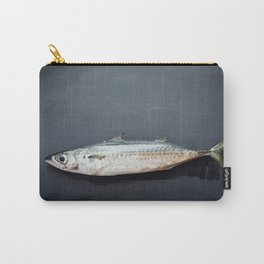 Mackerel Carry-All Pouch