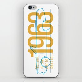 Valiant - The Car to Beat iPhone Skin