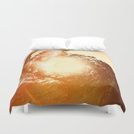 Becoming One Duvet Cover