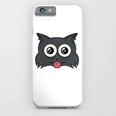 Crazy cat Slim Case iPhone 6s